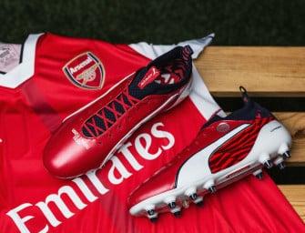 Puma concocte une evoTOUCH spéciale pour Santi Cazorla pour le derby Arsenal vs Tottenham