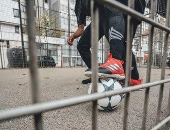 Les meilleures chaussures pour le street foot