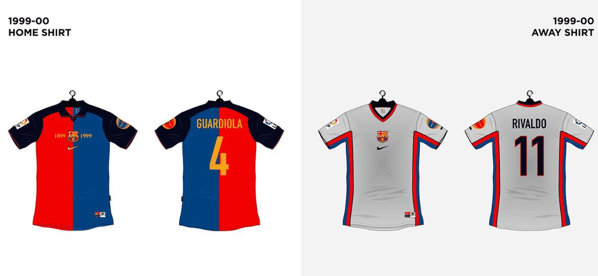 histoire-maillot-fc-barcelone-1999-2000
