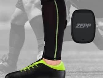 Zepp Play Soccer, l'outil qui suit vos performances sur le terrain