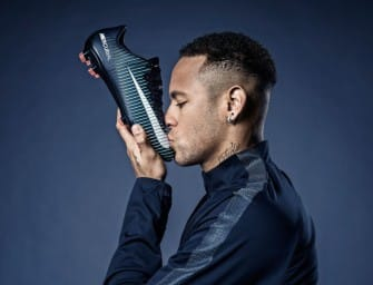 Officiel : Neymar passe en Nike Mercurial Vapor