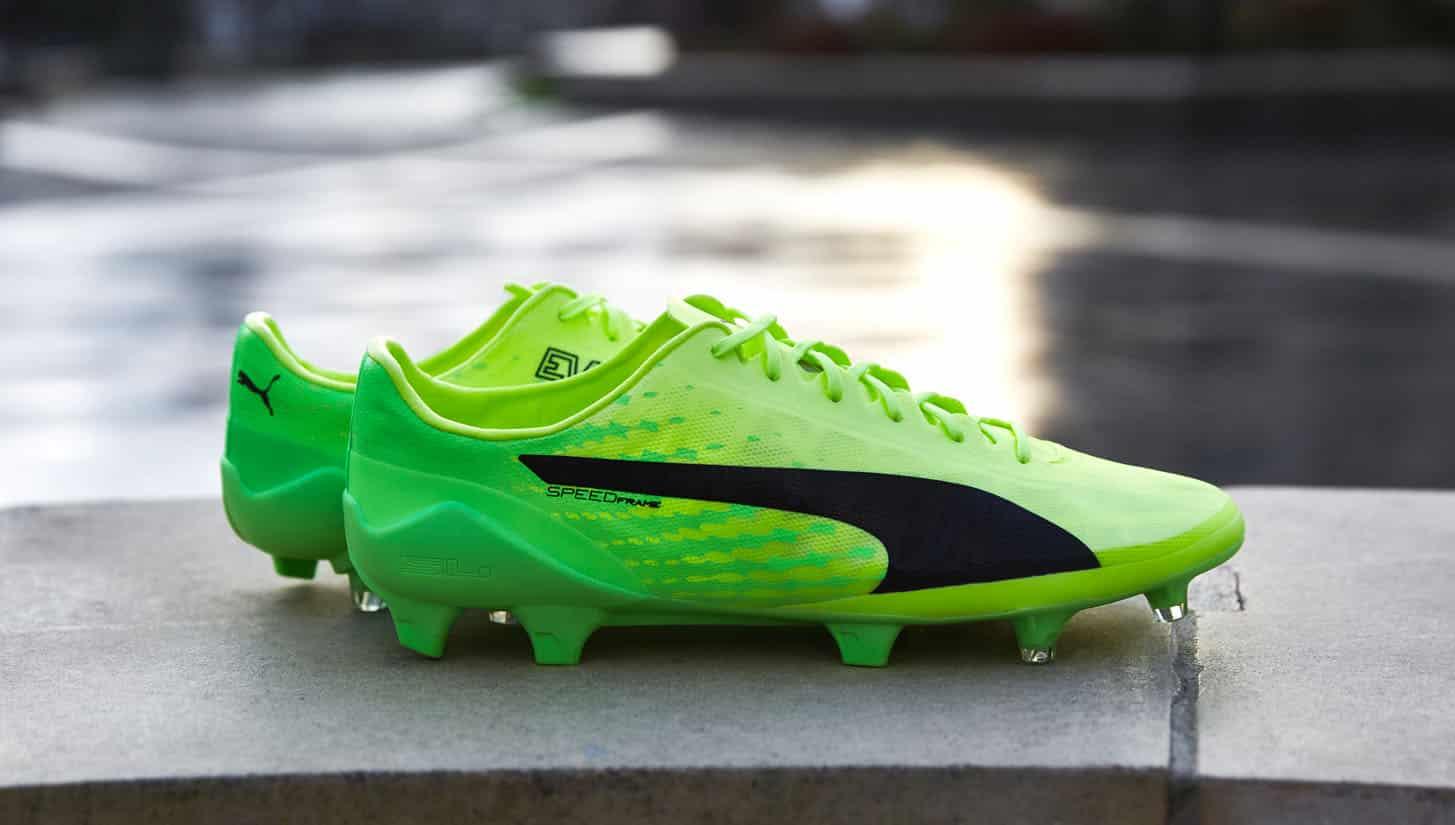 chaussures-football-puma-evospeed-17sl-jaune-vert-img1