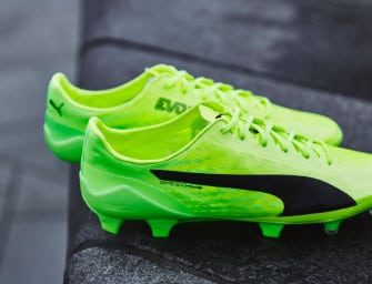 De Evospeed Evospeed Puma Crampons Football Chaussures d76xwgd