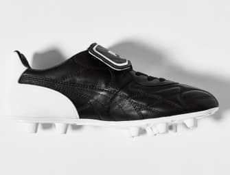 Une Puma King « Made In Italy »