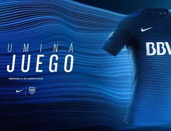 Nike dévoile le maillot third de Boca Juniors