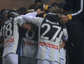 Pourquoi l'Udinese a joué avec du scotch sur ses maillots ?