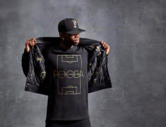 La nouvelle paire adidas de Paul Pogba – Capsule Collection Saison 1
