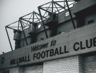Au stade – The Den (Millwall FC)