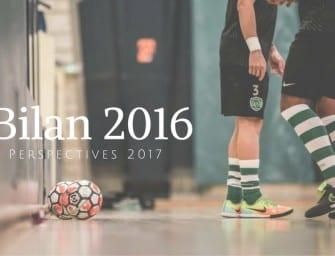 Bilan 2016 et Perspectives 2017