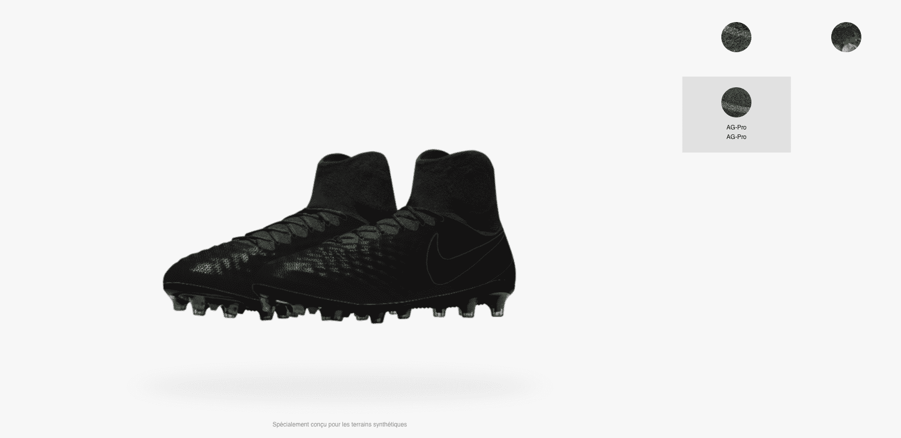 nike id chaussure de foot