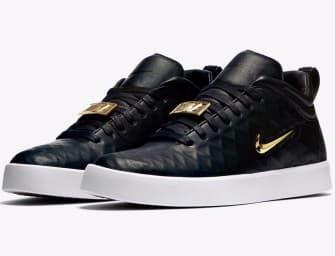 Un nouveau coloris Noir/Blanc/Or pour la Nike Tiempo Vetta 17