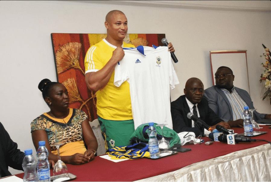 Les maillots de la coupe d 39 afrique des nations 2017 - Coupe afrique des nations ...