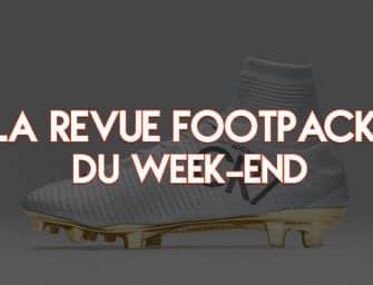 La revue Footpack du week-end (08/01/2017)