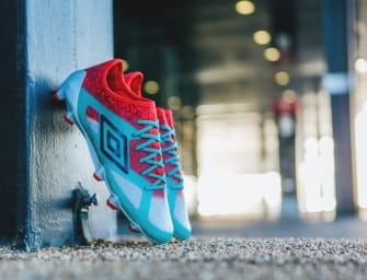 Shooting : Umbro Velocita 3 à Londres