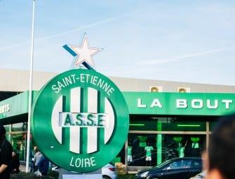 Au Stade – Geoffroy-Guichard (Europa League ASSE vs Manchester)