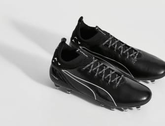 Un nouveau coloris Noir/Argent pour l'evoTOUCH de Puma
