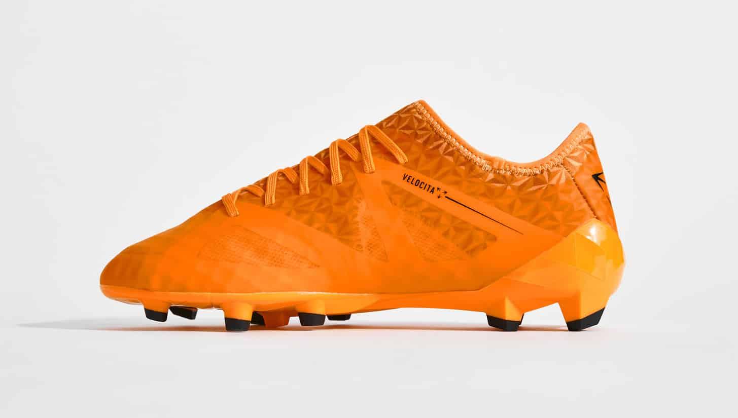chaussures-football-umbro-velocita-2-orange-pop-img1