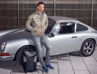 adidas lance la collection Porsche Sport Design 2017 avec Xabi Alonso