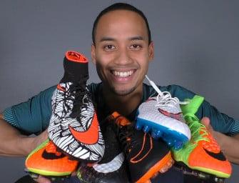 Footpack TV : L'évolution de la Nike Hypervenom
