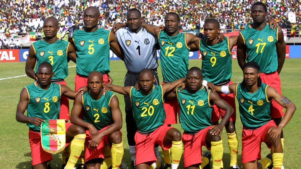 maillot-football-cameroun-can-2002