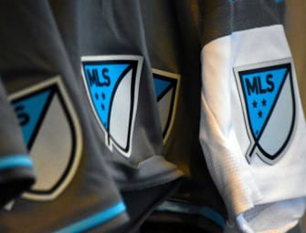 Tous les maillots 2017 de la Major League Soccer (MLS )