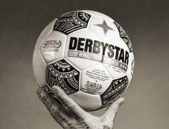 Le nouveau ballon de l'Eredivisie dessiné par un tatoueur