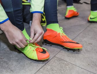 Test Nike Hypervenom Phantom 3 DF
