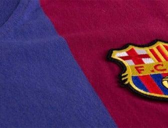Copa Football dévoile une collection vintage pour le Barça
