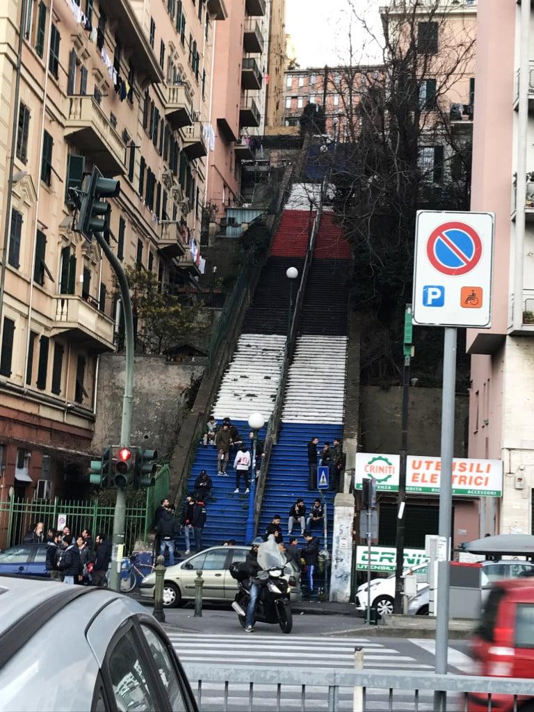 Genoa Sampdoria Derby Lanterne 2017 12