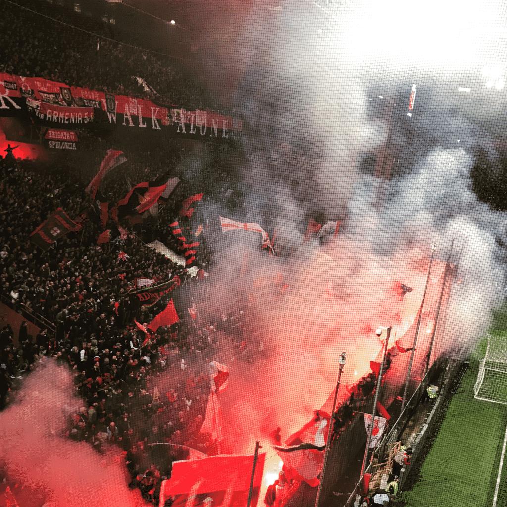 Genoa Sampdoria Derby Lanterne 2017 3
