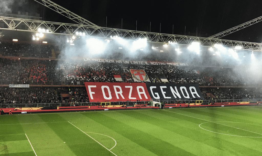 Genoa Sampdoria Derby Lanterne 2017 4