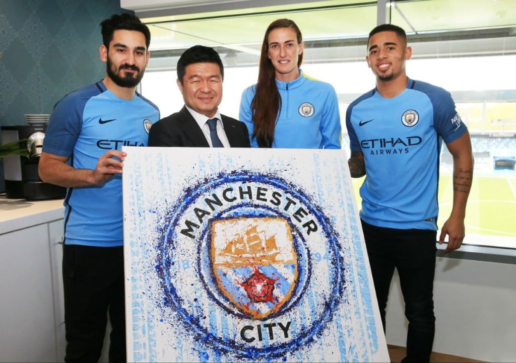 Man City and Nexen - Tire Official Sleeve Partner announcement_final