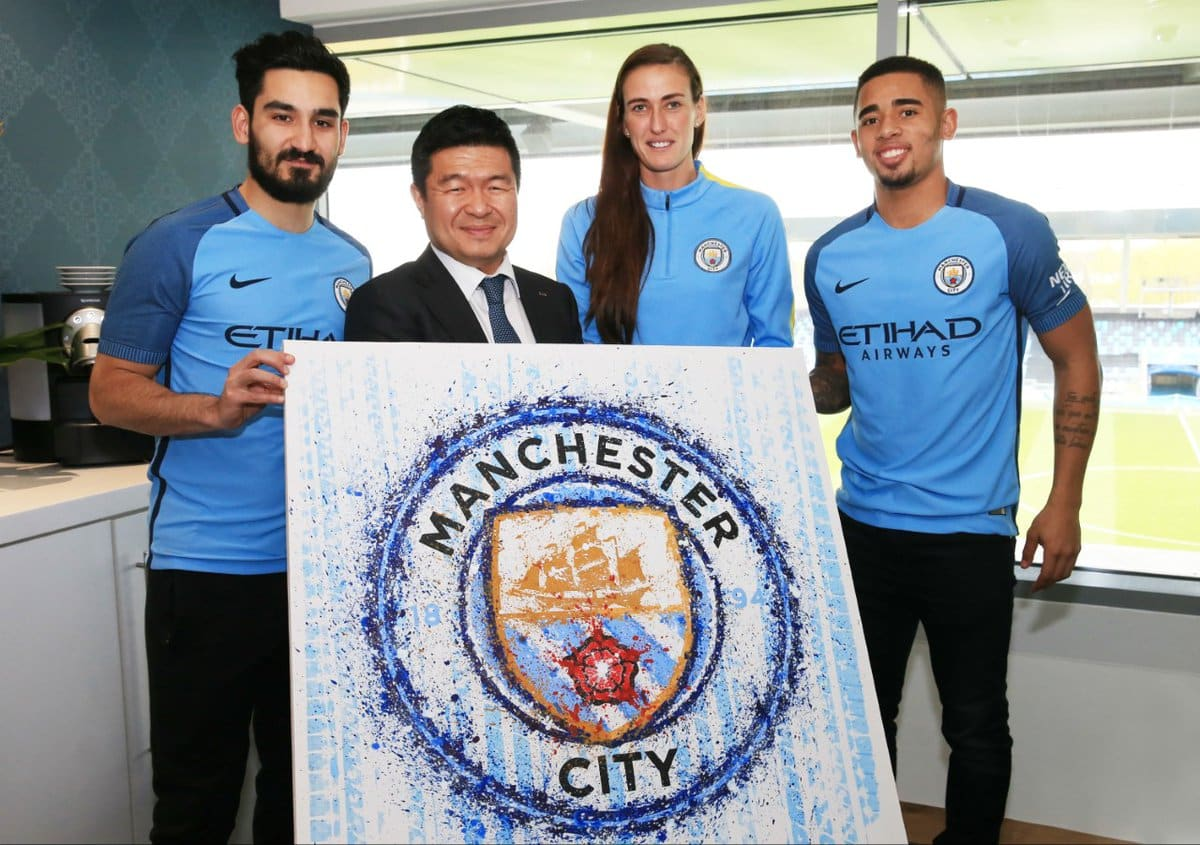 Man City and Nexen- Tire Official Sleeve Partner announcement_final