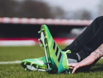 adidas dévoile une ACE17 Turbocharge !