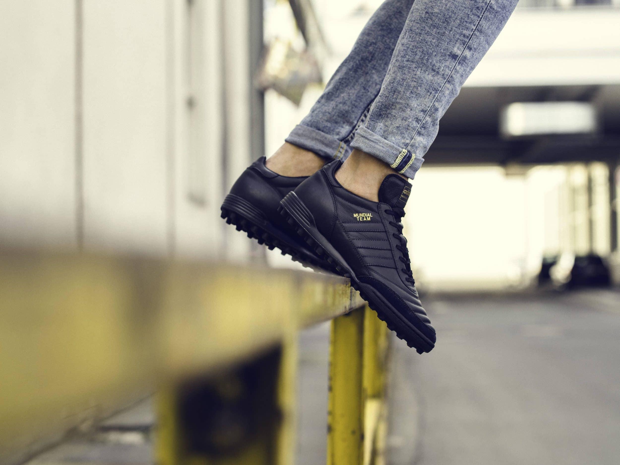 chaussures foot adidas kaiser