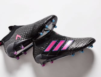 adidas dévoile un coloris exclusif «Noir/Rose» de l'ACE17+ PureControl