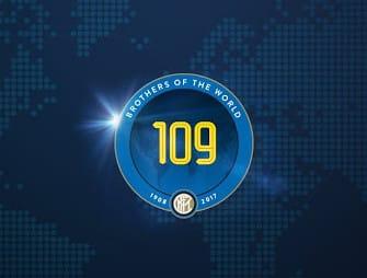 Un maillot spécial de l'Inter Milan pour les 109 ans du club