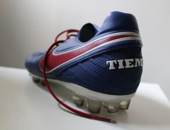 Test- la Nike Tiempo Legend 6, un an après