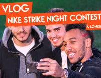 VLOG#7 – Le Nike Strike Night Contest à Londres