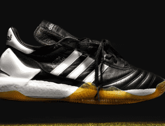 The Shoe Surgeon crée l'adidas Copa Mundial Boost