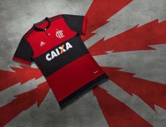 adidas dévoile le nouveau maillot de Flamengo