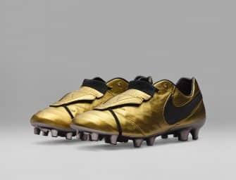 Nike dévoile une édition limitée de la Tiempo Legend VI dédiée à Francesco Totti