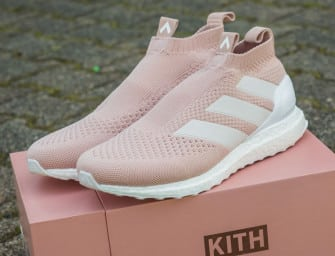 KITH et adidas collaborent pour une ACE16+ Purecontrol UltraBoost
