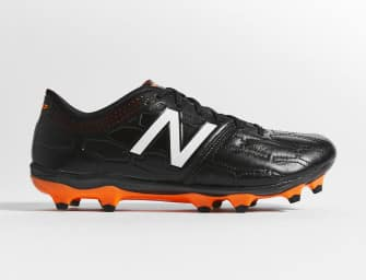 New Balance dévoile la Visaro 2.0 K-Leather « Black/Red »