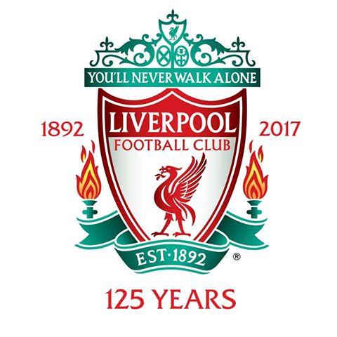 Nouveau maillot et nouveau blason pour les 125 ans — Liverpool