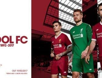 Liverpool lutte contre les fakes avec un maillot low cost à 27€ !