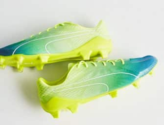 La Puma evoSPEED Fresh 2.0 « Yellow/Blue » fait son apparition