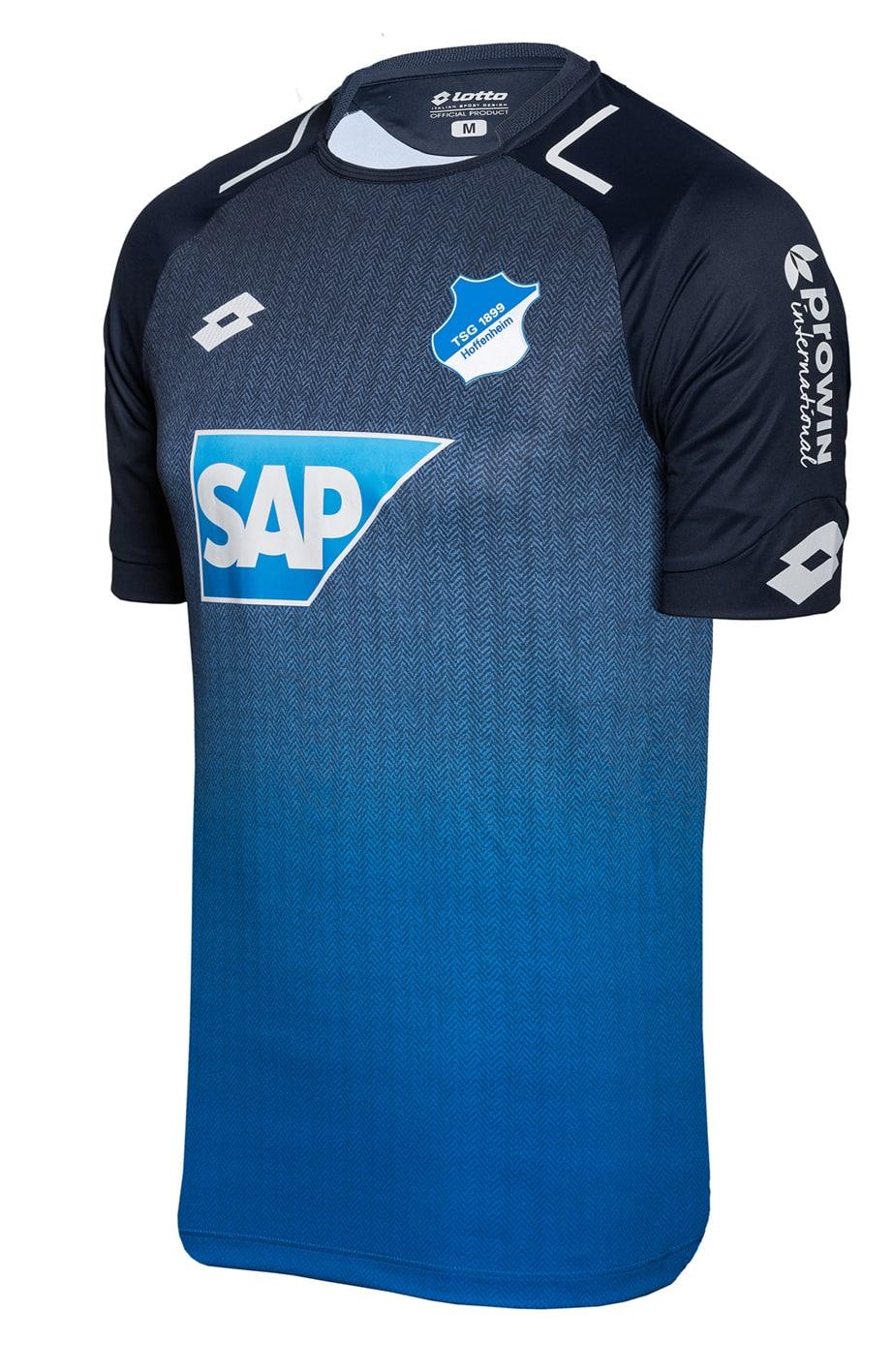LOTTO-Maillot-Domicile-TSG-1899-Hoffenheim-2017-18