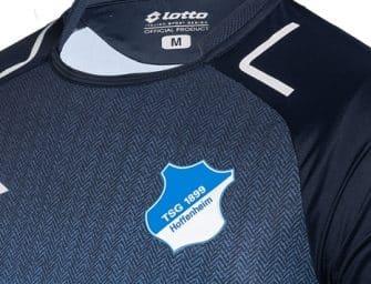 Les maillots du TSG Hoffenheim pour 2017-2018