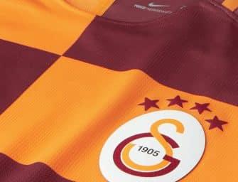 Nike dévoile les maillots de Galatasaray pour la saison 2017/2018